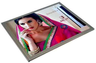 Saree Catalogs Printing